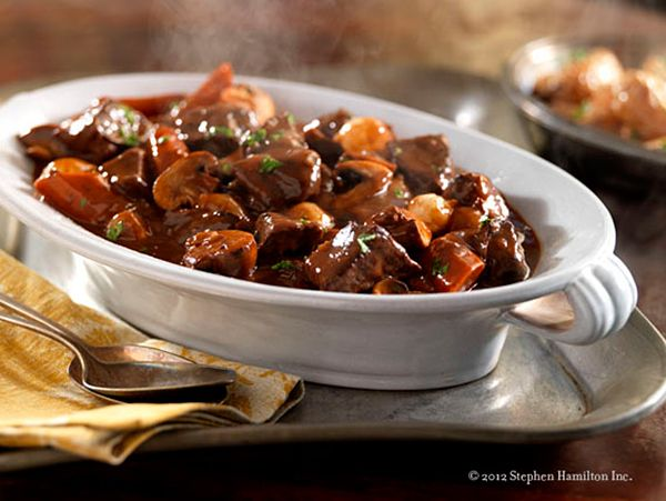 Boeuf Bourguignon | Who's Hungry? | Yum! | Pinterest