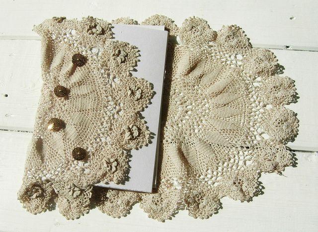 Vintage Crochet Journal Craft Ideas Two Pinterest