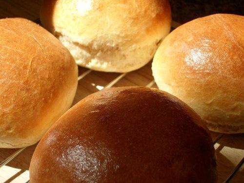Whole Wheat Brioche Buns | Bread | Pinterest