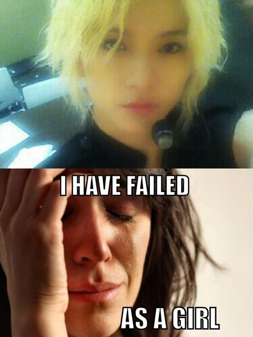 NU'EST *Can't really tell that easily from the pic, but let me guess... Ren?