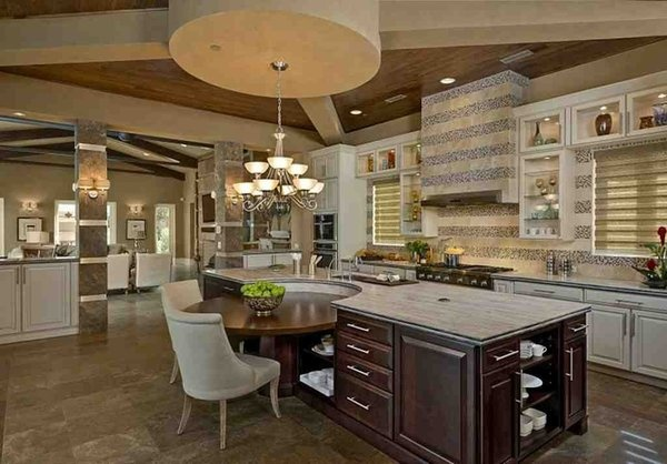 Kitchen Island Breakfast Nook For The Home Pinterest