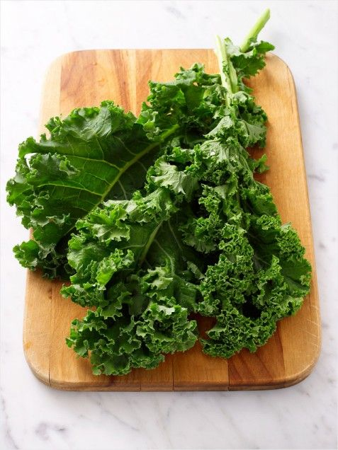Kale - Sauté one cup of kale with some olive oil, garlic and lemon ...