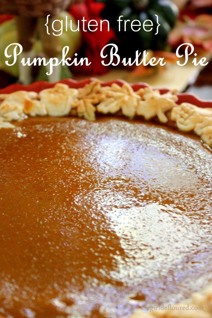 Pumpkin Butterscotch Pie Recipe — Dishmaps