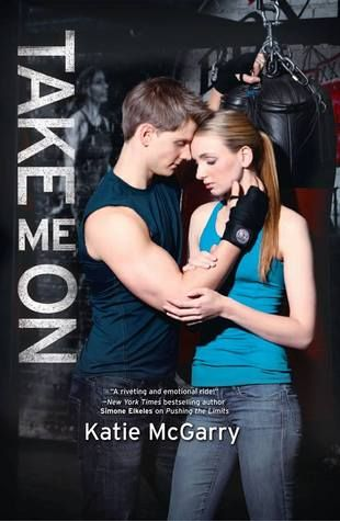 Take Me On by Katie McGarry | Pushing the Limits, BK#4 | Publisher: Harlequin Teen | Publication Date: May 20, 2014 | www.katielmcgarry.com | #YA Contemporary Romance