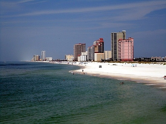 Gulf Shores (AL) United States  city photo : Gulf Shores, AL, United States | Skyline of Cities | Pinterest
