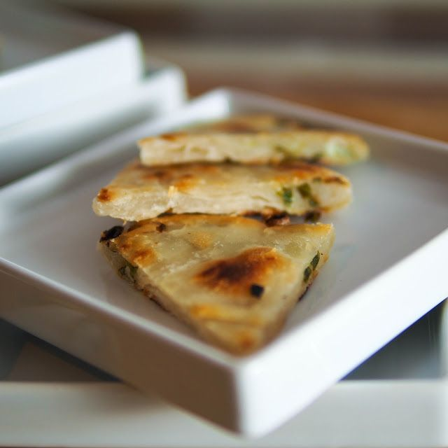 Chinese Scallion Pancakes Recipe — Dishmaps