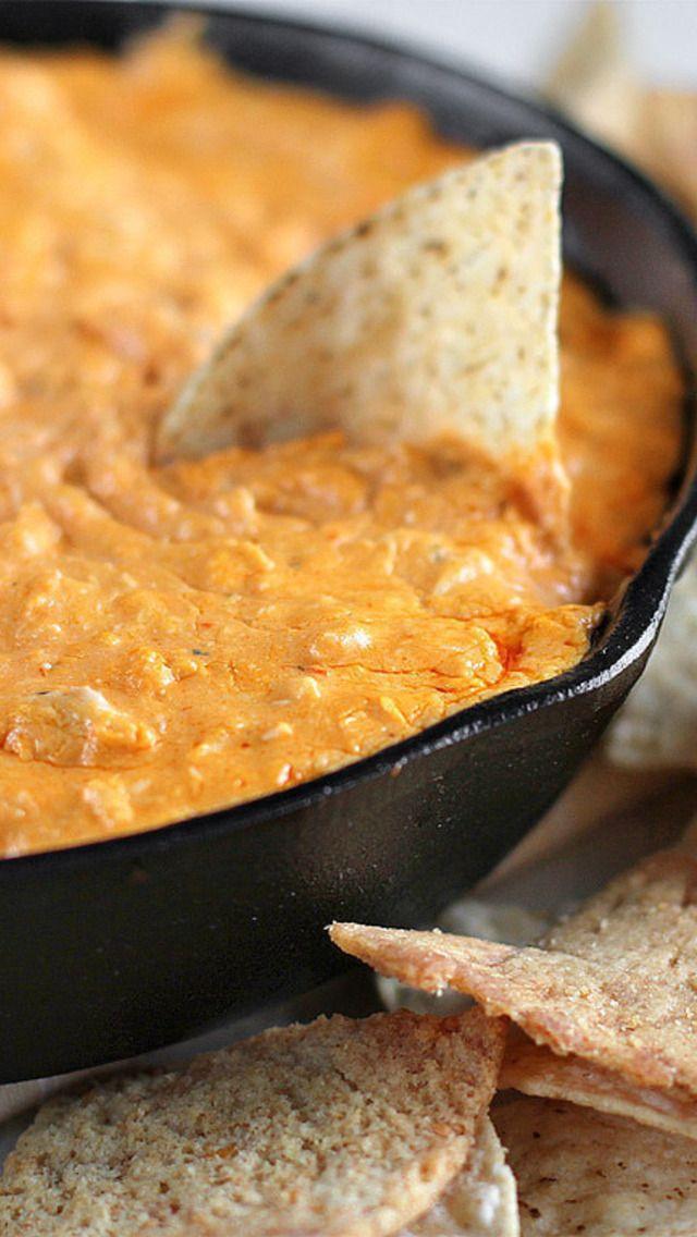 Buffalo Chicken Dip | Delicious | Pinterest