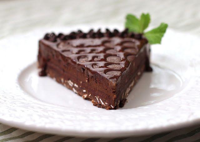 chocolate truffle tart | Food to Make | Pinterest