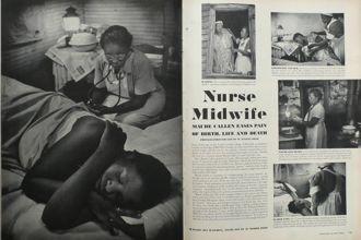 w. eugene smith nurse midwife photo essay