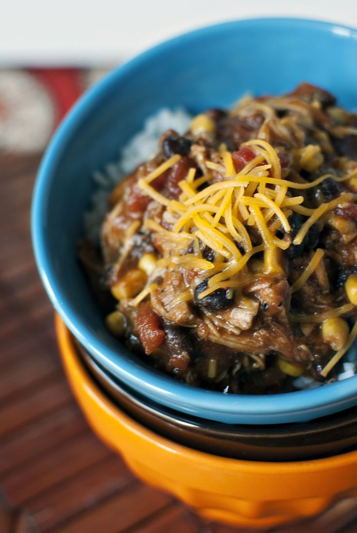 What I miss about winter, and Slow Cooker Chicken Taco Chili
