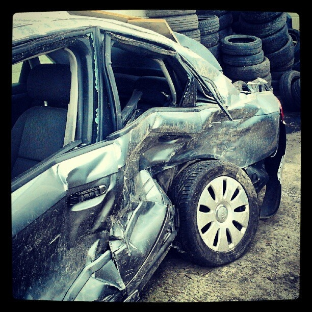 Car Accident Not My Fault What To Do Michigan