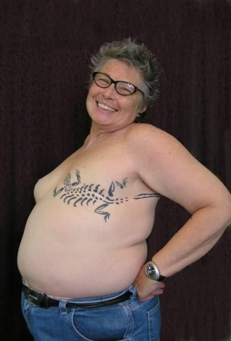 10 Best Breast Tattoo Designs