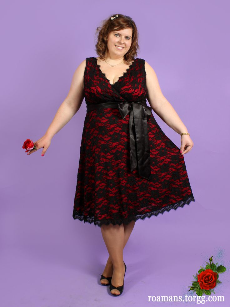Roaman's has spent more than a century outfitting plus-size women with fashions they love, and that experience pays off for modern women. The Indianapolis-based company, a sister brand to Avenue and Brylane Home, offers complete dressing options in sizes 12 to 44, plus selections for petite and tall women, and shoes in hard-to-find sizes.