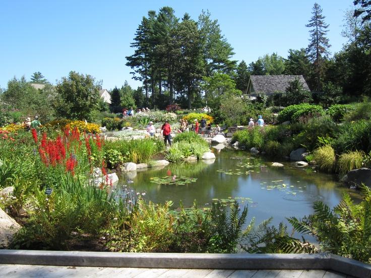 boothbay harbor botanical garden places i 39 ve been pinterest