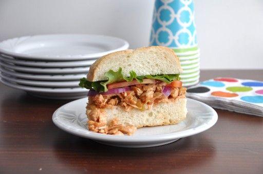 Turkey Barbecue sandwiches | Main Dishes | Pinterest