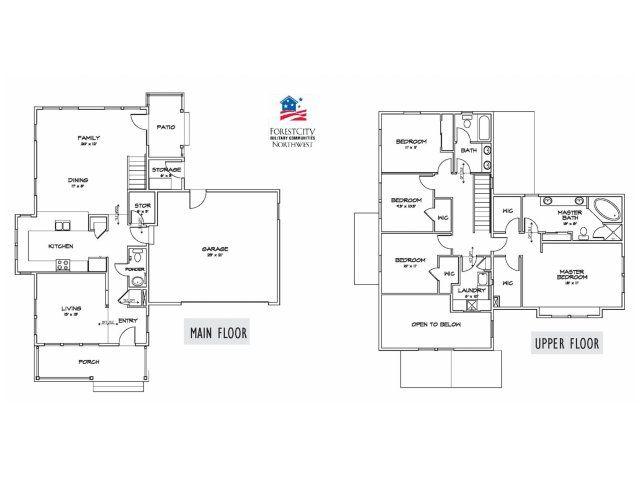 Pin by navy housing on nb kitsap wa pinterest for Dobbins homes floor plans