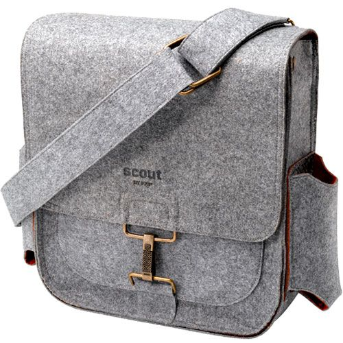petunia pickle bottom scout journey pack diaper bag in heather gray. Black Bedroom Furniture Sets. Home Design Ideas