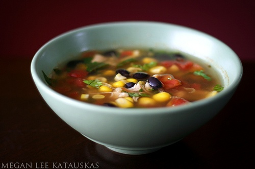 Chicken, corn, and black bean soup | Favorite Recipes | Pinterest