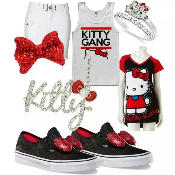 Hello Kitty Swag Hello...