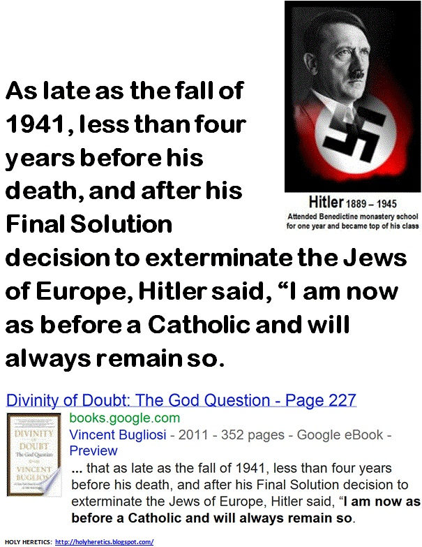 adolf hitlers final solution in exterminating the jews Adolf hitler was the infamous dictator this led to the implementation of hitler's 'final solution of the jewish was a complete extermination of the jewish.