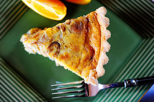 Cowboy Quiche | Pioneer Woman. So I just had to order the quiche pans ...