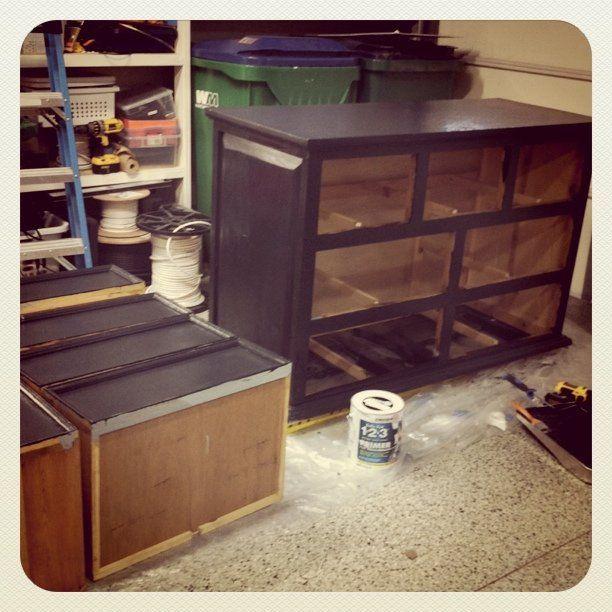 Painting Knotty Pine Furniture Paint Pinterest
