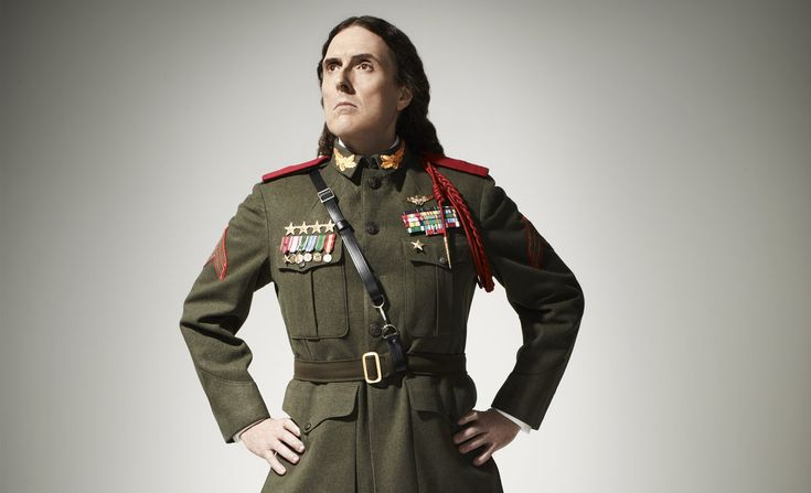 """Weird Al"" Yankovic's latest album, Mandatory Fun, comes out July 15. (You can hear a sample of a few songs from his album in this NPR interview)"