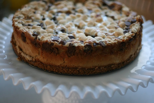 Mores Cheesecake | Recipes - Sweets | Pinterest