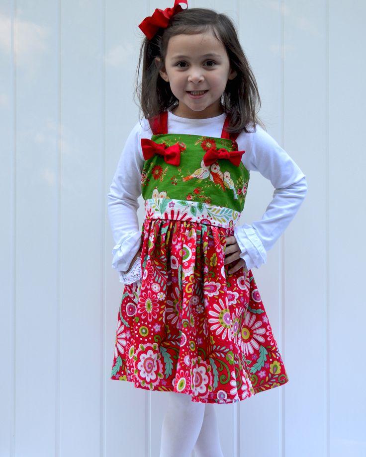 Sweet birds dress christmas dresses knot dresses dress with pockets