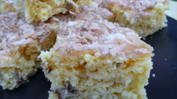 Coconut Coffee Cake | Recipes & Food | Pinterest