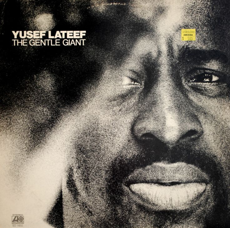 Yusef Lateef Lost In Sound