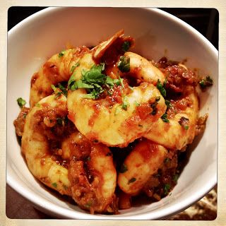 Prawn Patia (Indian Sweet And Spicy Shrimp) Recipe — Dishmaps