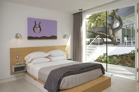 Modern Guest Room : guest room modern  home  Pinterest