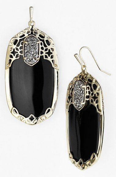 Kendra Scott 'Glam Rocks - Deva' Drop Earrings | Nordstrom