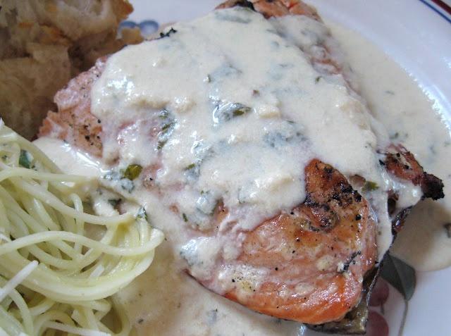 Cilantro Cream Sauce - Recipe | Love to cook! | Pinterest
