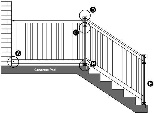 trex deck wiring diagrams  trex  get free image about