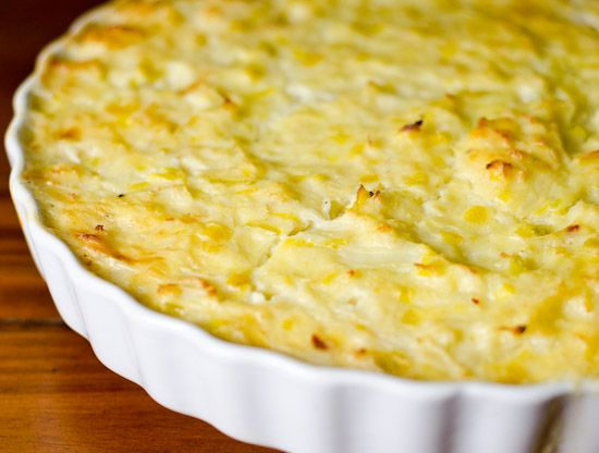 Leek and Cauliflower Pie | Side Dishes & Vegetable Recipes | Pinterest