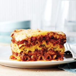 The Ultimate Lasagna | food | Pinterest