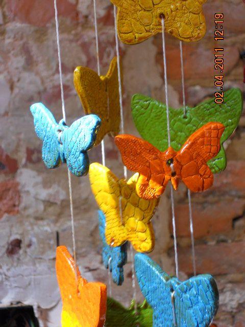 butterflies | Easter Crafts | Pinterest
