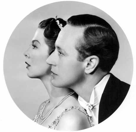 Wendy Hiller and Leslie Howard in Anthony Asquith's 1938 film version of PYGMALION. Jonathan Moscone will direct George Bernard Shaw's  most anti-romantic of comedies this summer.