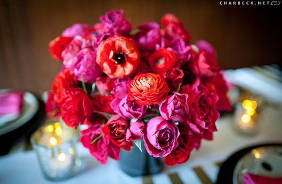 beautiful bright colors