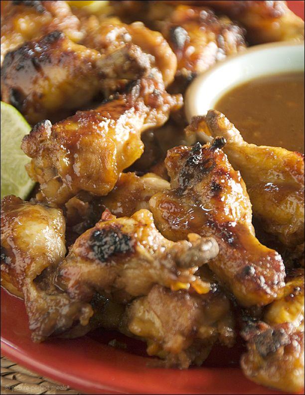 Sweet Soy-Glazed Chicken Wings Recipes — Dishmaps