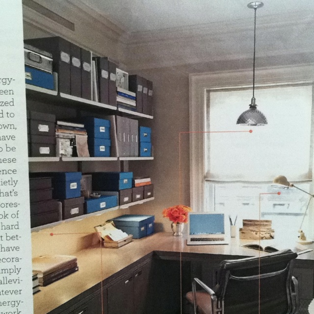New Organized Home Office Spaces  Interiors  BAS Blog