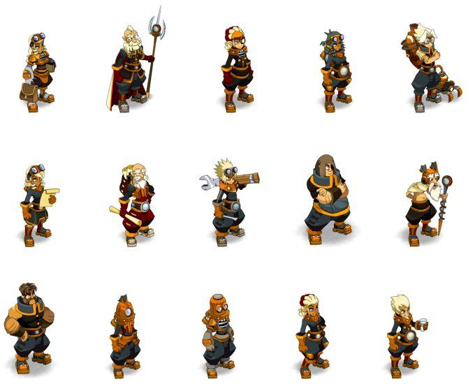 Character And Npc Design : Npc design character pinterest