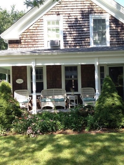 Cape Cod Porch Covered Patios Pinterest