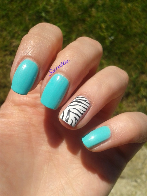 Water tiger THE MOST POPULAR NAILS AND POLISH #nails #polish #Manicure ...