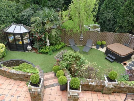 Backyard View Ideas : Garden view  Backyard Ideas  Pinterest