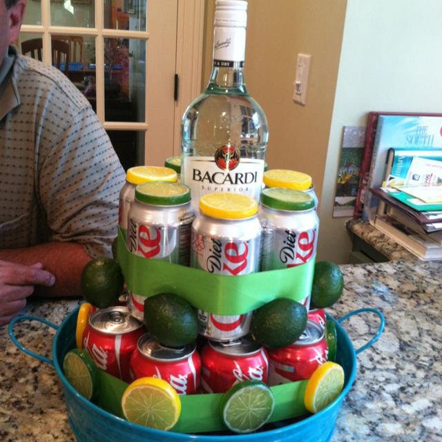 Rum And Coke Cake Recipe — Dishmaps