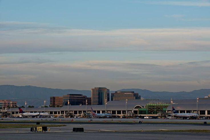 John Wayne Airport, Orange County | ::John Wayne:: | Pinterest: pinterest.com/pin/388435536583514528