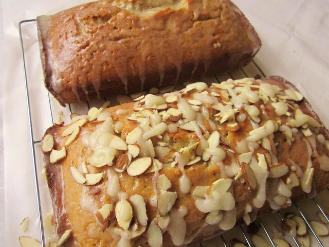 How to make an Almond Poppy Seed Loaf